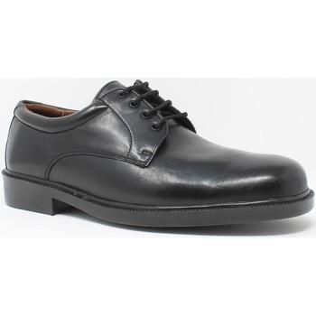 Schuhe Herren Derby-Schuhe Baerchi 1650-ae schwarz Schwarz