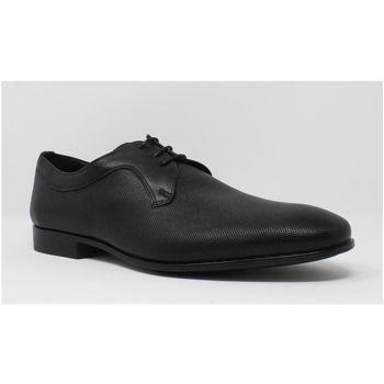 Schuhe Herren Derby-Schuhe Baerchi 4940 schwarz Schwarz