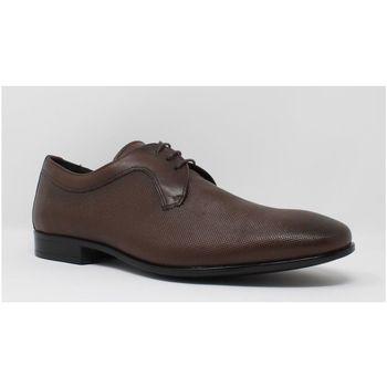 Schuhe Herren Derby-Schuhe Baerchi 4940 braun Braun