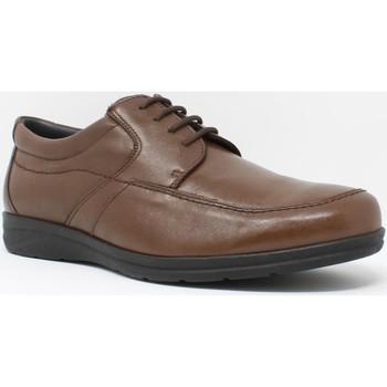 Schuhe Herren Derby-Schuhe Baerchi 3802 braun Braun