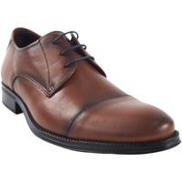 Schuhe Herren Derby-Schuhe Baerchi 2752 Leder Braun