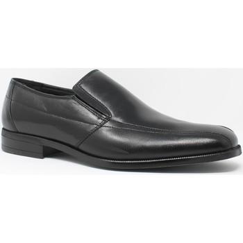 Schuhe Herren Slipper Baerchi 2632 schwarz Schwarz