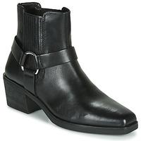 Schuhe Damen Low Boots Vagabond SIMONE Schwarz