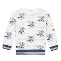 Kleidung Jungen Sweatshirts Catimini KATEL Weiss