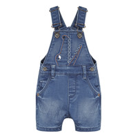 Kleidung Jungen Overalls / Latzhosen Catimini LYVIA Blau