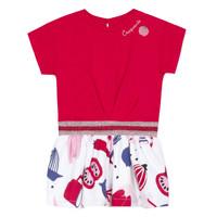Kleidung Mädchen Kurze Kleider Catimini DAMIANO Rot