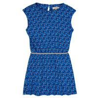Kleidung Mädchen Kurze Kleider Catimini SWANY Blau