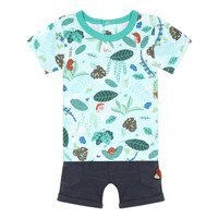Kleidung Jungen Kleider & Outfits Catimini THOMAS Blau