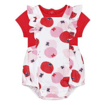 Kleidung Mädchen Kleider & Outfits Catimini LUCIEN Rot
