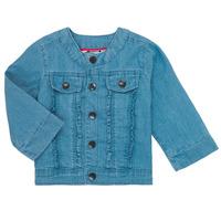 Kleidung Mädchen Jacken Catimini ELIOTT Blau