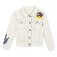 Kleidung Mädchen Jacken / Blazers Catimini LYAMM Beige