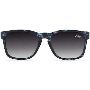 Uhren & Schmuck Sonnenbrillen The Indian Face Free Spirit Blue Tortoise / Black Blau