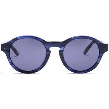 Uhren & Schmuck Sonnenbrillen The Indian Face Valley Blue Tortoise / Black Blau