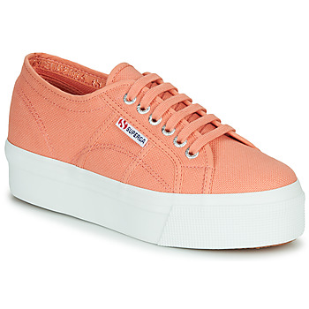 Schuhe Damen Sneaker Low Superga 2790 ACOTW LINEA Up and Down Rose
