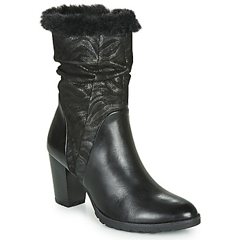 Schuhe Damen Klassische Stiefel Caprice LOTIMA Schwarz
