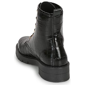 André NAGAMMA Schwarz - Kostenloser Versand |  - Schuhe Boots Damen 5200