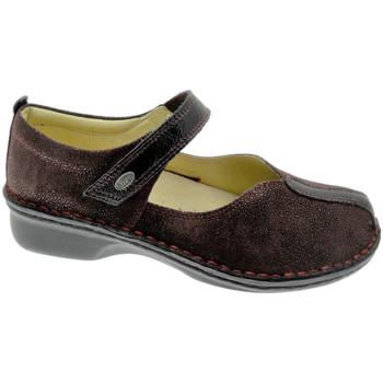 Schuhe Damen Ballerinas Calzaturificio Loren LOM2749bo nero