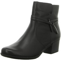 Schuhe Damen Low Boots Remonte Dorndorf Stiefeletten R5675-01 schwarz