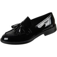 Schuhe Damen Slipper Vagabond Shoemakers Slipper Amina 4803-860-20 black Lack 4803-860-20 schwarz