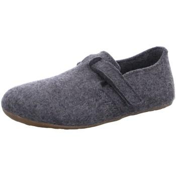 Schuhe Herren Hausschuhe Haflinger Everest Focus 481056-04 grau