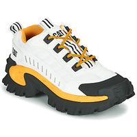 Schuhe Sneaker Low Caterpillar INTRUDER Weiss