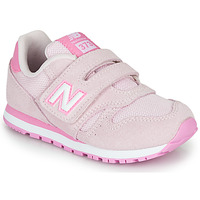 Schuhe Kinder Sneaker Low New Balance YV373SP-M Rose