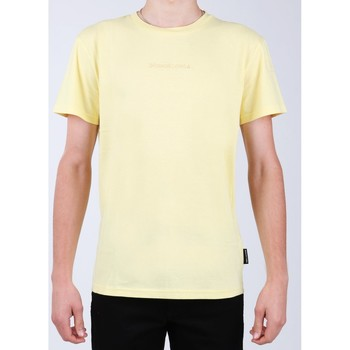 Kleidung Herren T-Shirts DC Shoes T-Shirt DC EDYKT03376-YZL0 gelb