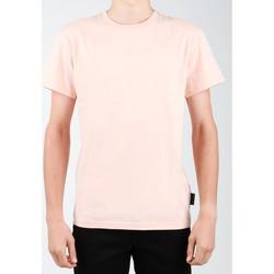 Kleidung Herren T-Shirts DC Shoes T-Shirt DC SEDYKT03376-MDJ0 orange