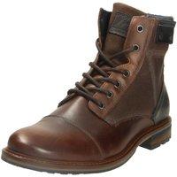 Schuhe Herren Boots Bullboxer 791-K8-5508D braun
