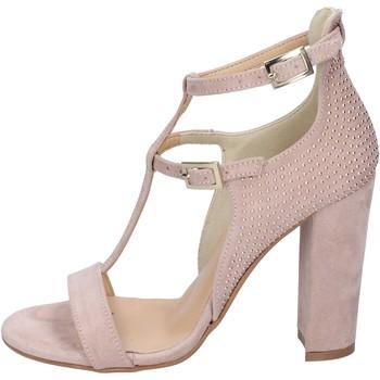Schuhe Damen Sandalen / Sandaletten Olga Rubini BP353 pink