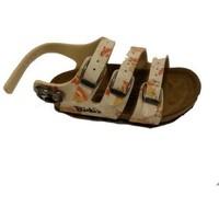 Schuhe Jungen Sandalen / Sandaletten Birki's 193683 Multicolore
