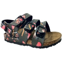 Schuhe Jungen Sandalen / Sandaletten Birki's 193733 Multicolore