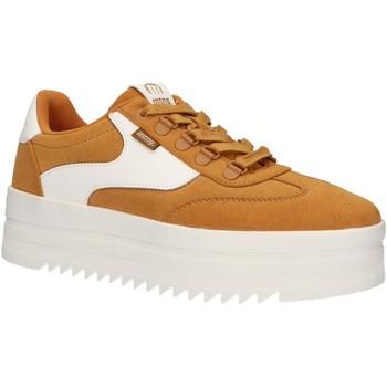 Schuhe Damen Sneaker Low MTNG 69618 Marr?n