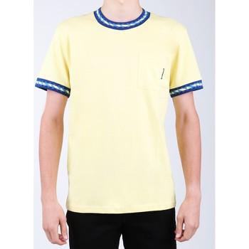 Kleidung Herren T-Shirts DC Shoes T-Shirt DC SEDYKT03372-YZL0 gelb