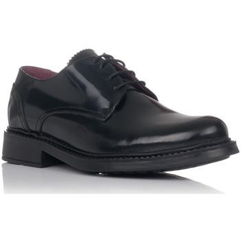 Schuhe Herren Derby-Schuhe & Richelieu Crab 94876 Schwarz