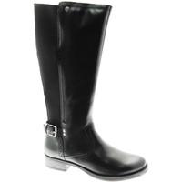 Schuhe Damen Klassische Stiefel Riposella RIP82916ne nero