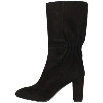 Schuhe Damen Low Boots Albano 1164 schwarz