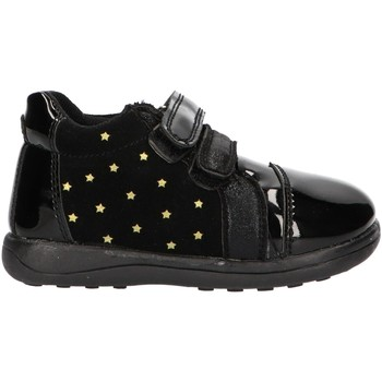 Schuhe Mädchen Low Boots Happy Bee B179160-B1153 Negro