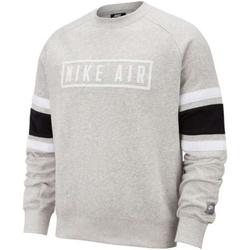 Kleidung Jungen Sweatshirts Nike - Felpa grigio 86F292-G7F GRIGIO