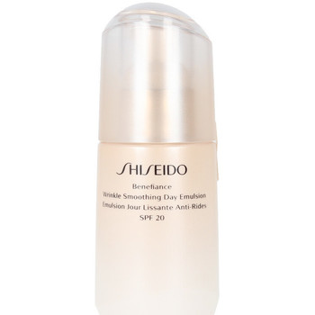Beauty Damen Anti-Aging & Anti-Falten Produkte Shiseido Benefiance Wrinkle Smoothing Day Emulsion Spf20  75 ml