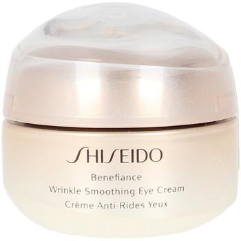 Beauty Damen Anti-Aging & Anti-Falten Produkte Shiseido Benefiance Wrinkle Smoothing Eye Cream