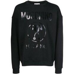 Kleidung Herren Sweatshirts Love Moschino ZA1704 Schwarz