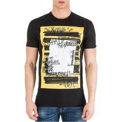 Kleidung Herren T-Shirts Dsquared S71GD0741 Schwarz