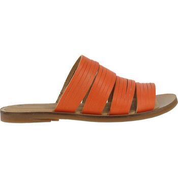 Schuhe Kinder Pantoffel El Naturalista 2518311S7005 Orange