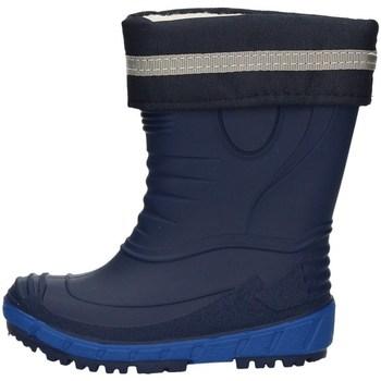 Schuhe Kinder Schneestiefel G&g TURBO 3000 BLUE