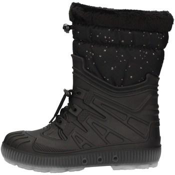 Schuhe Damen Schneestiefel G&g TOP TOM 9520 BLACK