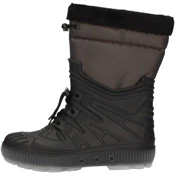 Schuhe Damen Schneestiefel G&g TOP TOM 9501 BLACK