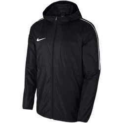 Kleidung Herren Jacken Nike Sport Park 18 Football Rain Jacket AA2090-010 schwarz