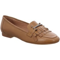 Schuhe Damen Slipper Regarde Le Ciel Slipper Elche03 braun