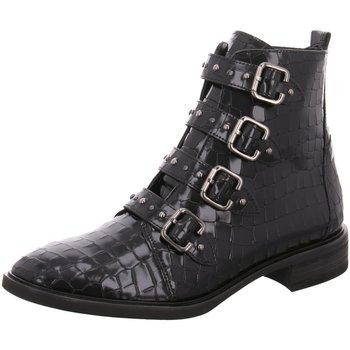 Schuhe Damen Low Boots Paul Green Stiefeletten 9396.013 schwarz